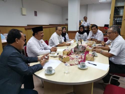 Komisi I DPRD Kota Batam Terima Kunker Kanwil KemenkumHAM Provinsi Kepri