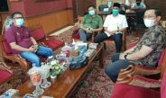 Pimpinan DPRD Kota Batam Terima Audiensi Pengurus ESI Kota Batam