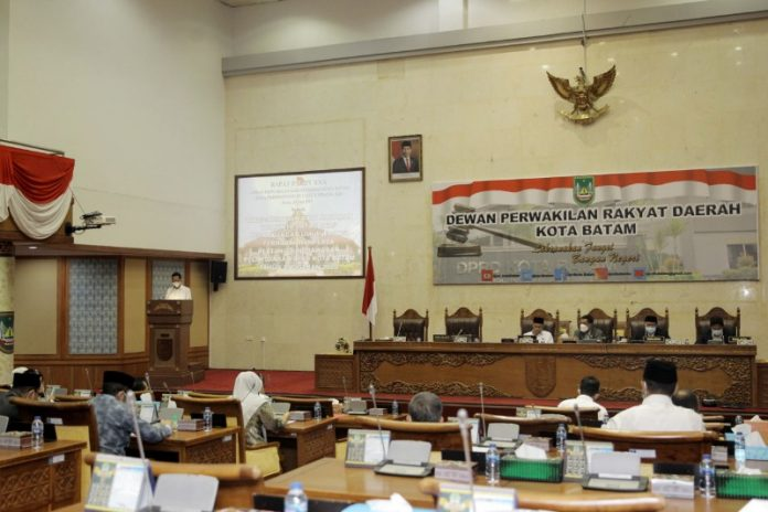 Rekomendasi Pansus LKPj Walikota Batam Tahun Anggaran 2020 Belum Dilaksanakan  Tiga OPD